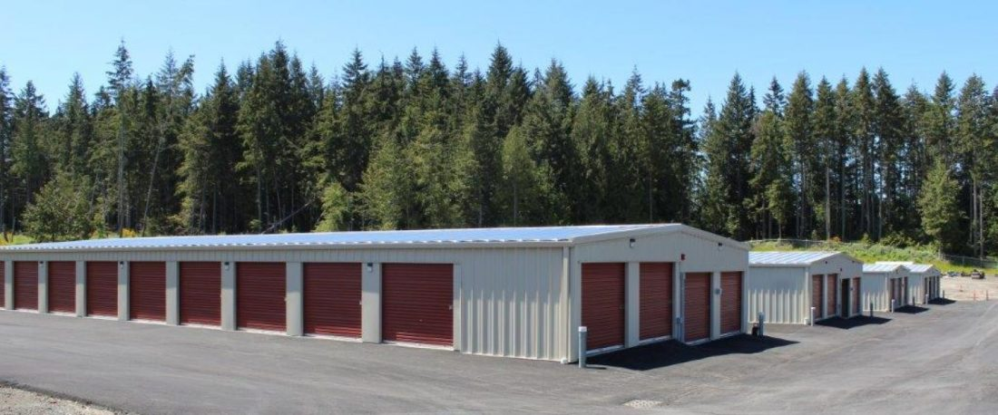 Ideal Storage | Commercial Ave. Kingston Washington 98346