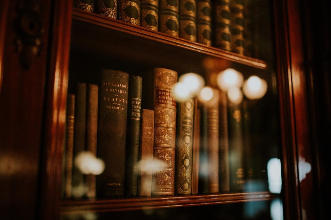 Ideal Storage Books