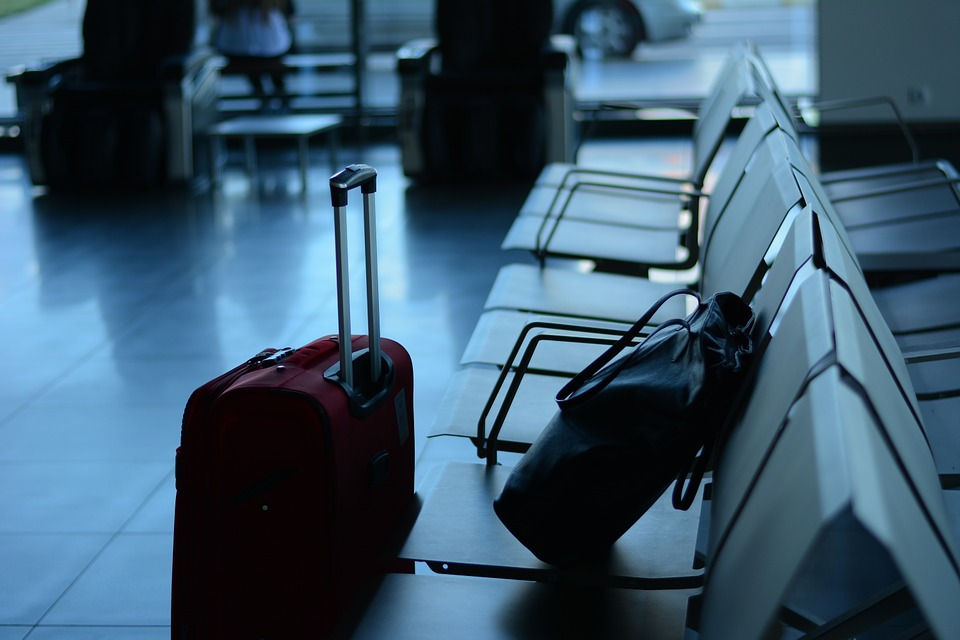 Ideal Storage luggage