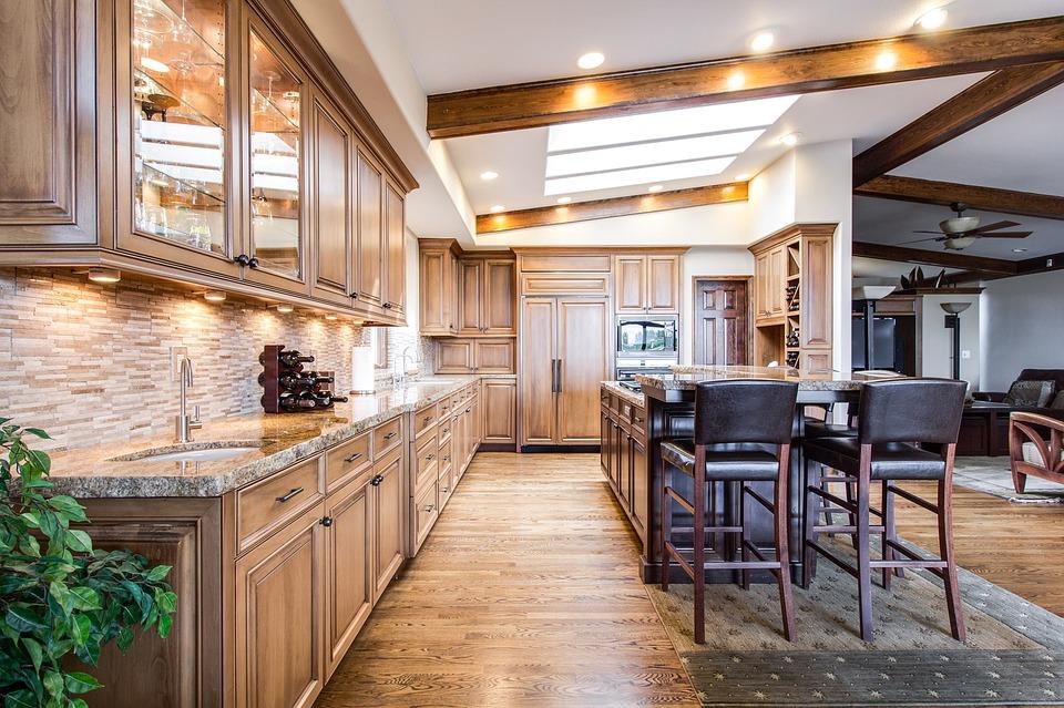 Ideal Storage kitchen