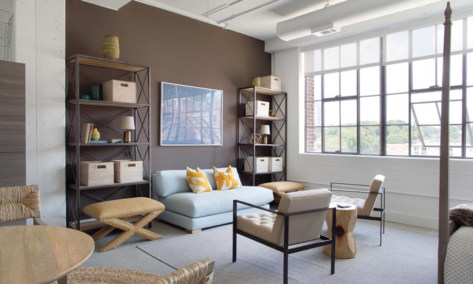 Ideal Storage Micro Apartment