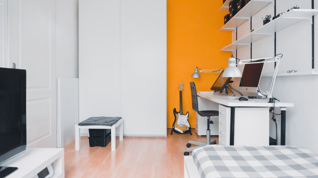 Ideal Storage Apartment