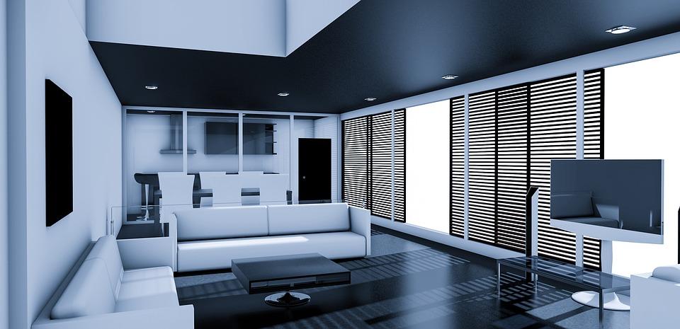Ideal Storage living room