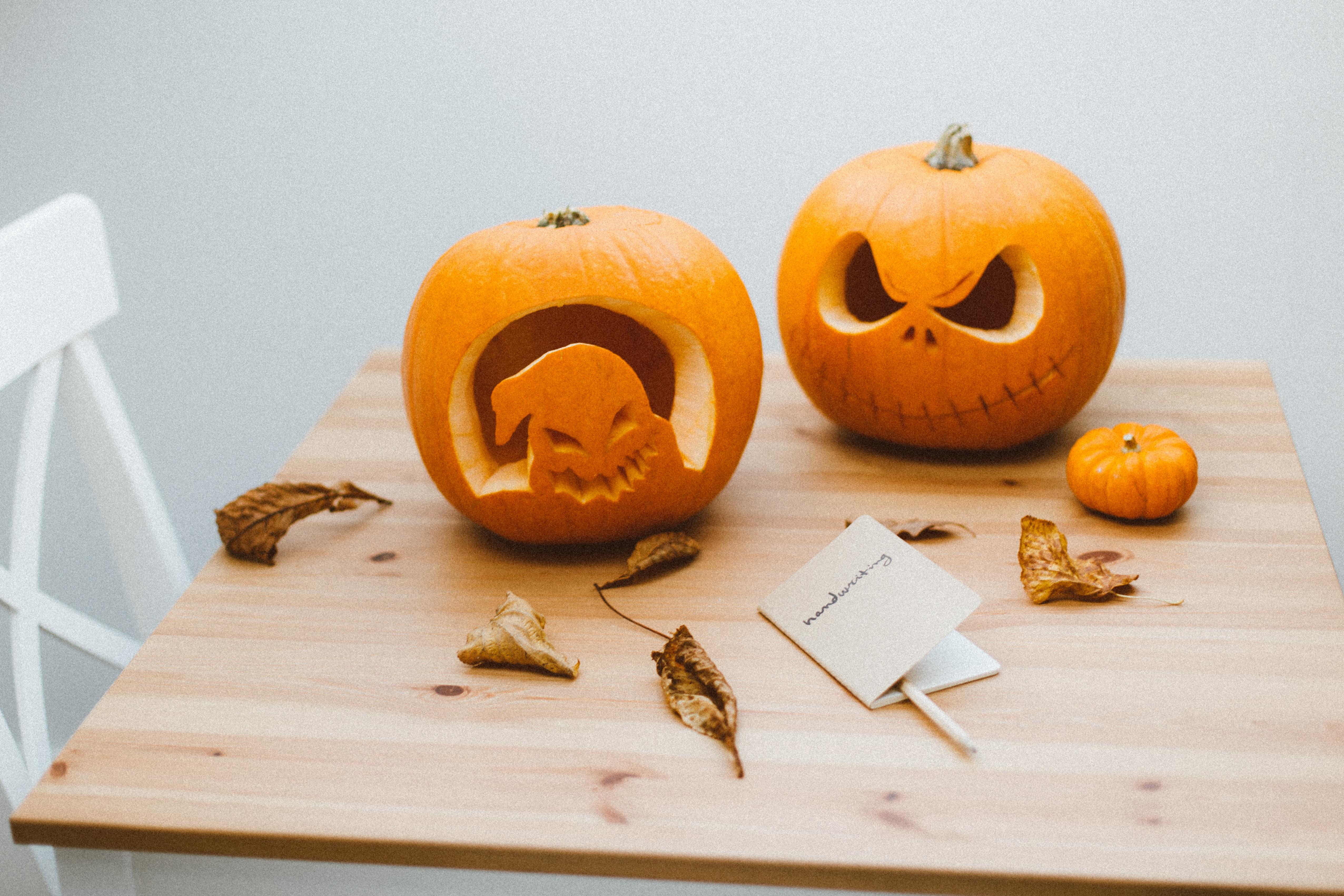 Ideal Storage - pumpkins