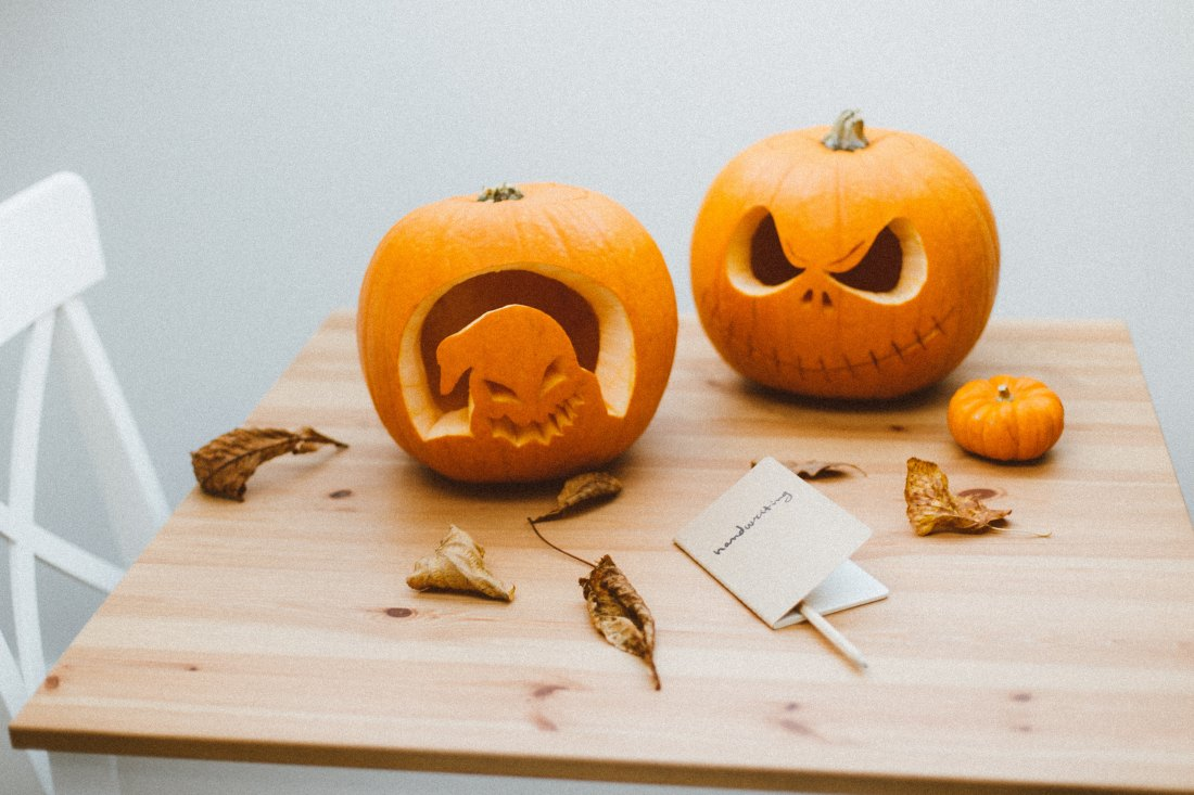 Ideal Storage - pumpkins