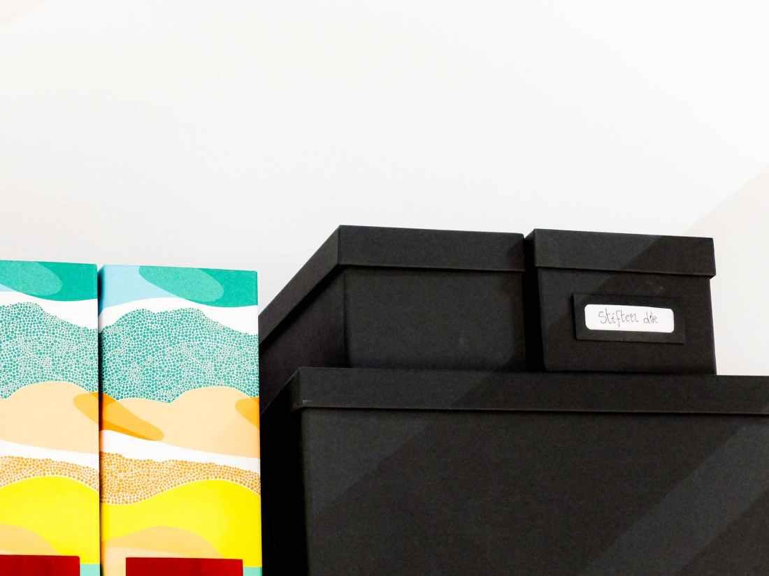 Ideal Storage box